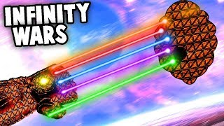 Download INFINITY War Lasers! NEW Mod = Best Lasers! (Forts Gameplay) Video