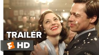 Download Allied Official Trailer 1 (2016) - Brad Pitt Movie Video