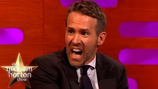 Download Ryan Reynolds Got High-Fived At The Worst Possible Time! | The Graham Norton Show Video
