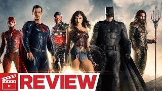 Download Justice League Review Video