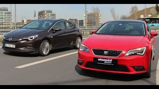 Download Opel Astra vs Seat Leon - Karşılaştırma Video