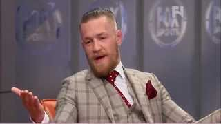 Download UFC Fight Night 46: Conor McGregor's Best Trash-Talking Bits Video