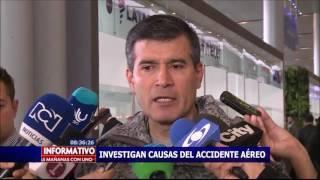 Download Investigan causas del accidente aéreo en Colombia Video