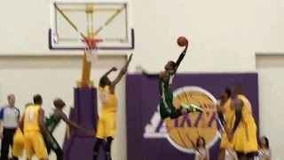 Download The Top 10 NBA D-League Dunks of ALL-TIME! Video