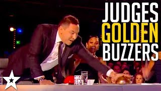 Download Best GOLDEN BUZZER Moments on Britain's Got Talent Part 2 | Got Talent Global Video