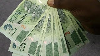 Download Fair finance or funny money? Scepticism greets Zimbabwe's new bond notes - economy Video