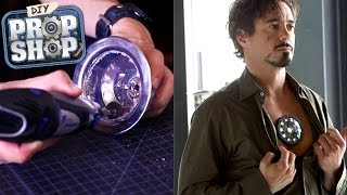 Download Make An Iron Man Arc Reactor - DIY Prop Shop Video