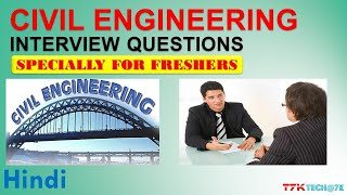 Download Civil Engineering Interview Questions Video