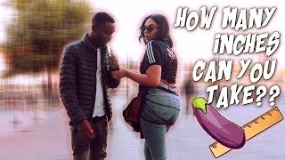 Download HOW MANY INCHES CAN YOU TAKE ?? PT. 2 Video