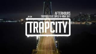 Download TroyBoi - Afterhours (feat. Diplo & Nina Sky) Video
