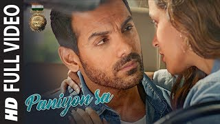 Download PANIYON SA Full Song | Satyameva Jayate | John Abraham | Aisha Sharma | Tulsi Kumar | Atif Aslam Video