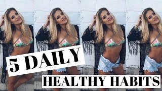 Download FIT For Summer | 5 Daily Tips To Stay Healthy Video