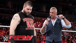Download Kevin Owens interrupts Shane McMahon: Raw, April 11, 2016 Video