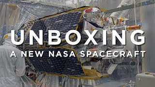 Download Unboxing a New NASA Spacecraft Video