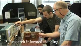 Download 10 reasons to study Physics and Astronomy at the University of Southampton Video