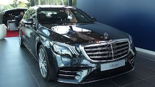 Download 2018 Mercedes S Class Long AMG Full Review NEW S350d Interior Exterior Infotainment Video