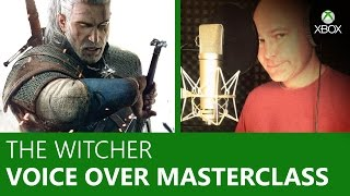 Download The Witcher 3 - Voice Coaching with Geralt | Xbox On Video