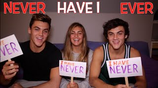 Download NEVER HAVE I EVER ft. Our Sister // Dolan Twins Video