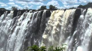 Download Victoria Falls - Zambia / Zimbabwe Africa Video