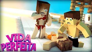 Download Minecraft: VIDA PERFEITA - MEU IRMÃO SE AFOGOU! #4 Video