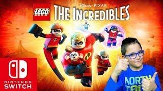 Download LEGO GLI INCREDIBILI | GAMEPLAY ITA - Leo Toys Video