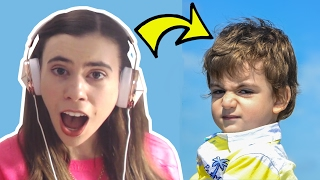Download REACTING TO HATERS VIDEOS!!! Video