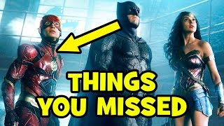 Download Justice League Trailer EASTER EGGS & Things You Missed Video