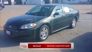 Download Pre Owned Chevy Impala Tyler TX | Used Chevy Impala Tyler TX Video