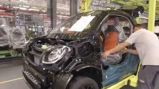 Download Smart fortwo Production Video