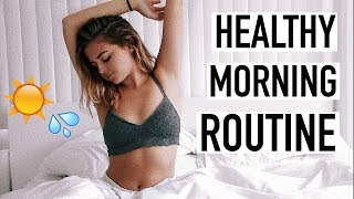 Download My Healthy & Productive Summer Morning Routine 2017 Video