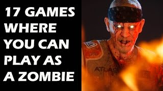 Download 17 Games Where You Can Play As A ″BLOOD SUCKING TERRIFYING ZOMBIE″ Video