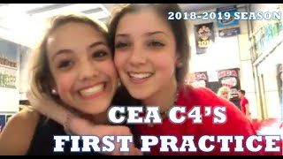 Download CEA C4's First Practice of the 2018-2019 Season!! Video