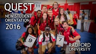 Download Radford University - Quest - New Student Orientation 2016 Video