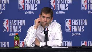 Download Brad Stevens Postgame Interview / Celtics vs Cavaliers Game 1 Video
