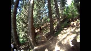 Download Downhill biking, Åre Getrappet [HD] Video
