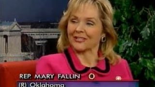 Download Cole on Congress with guest Rep. Mary Fallin Video