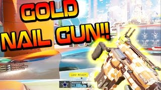 Download BO3 NEW NAIL GUN ROAD TO GOLD #2!! (BO3 New Weapon Gameplay) Video