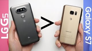 Download 15 Reasons Why LG G5 Is Better Than Galaxy S7 Video