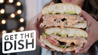 Download How to Make A Cheese-Filled Juicy Lucy Burger | Get the Dish Video
