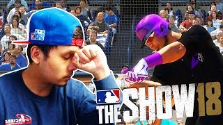Download PSN CODE IF WE LOSE THIS GAME! MLB THE SHOW 18 DIAMOND DYNASTY (RANKED SEASONS) Video