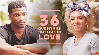 Download Can 2 Strangers Fall in Love with 36 Questions? David + Nicole Video