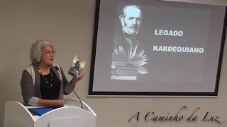 Download Legado Kardequiano - Iris Ribeiro Video