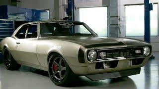 Download Super Chevy Muscle Car Challenge   Wilwood Engineering 1968 Camaro Video