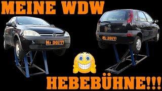 Download Meine eigene mobile Hebebühne von WDW 🤗🔧🤗 Danke Freunde! Video