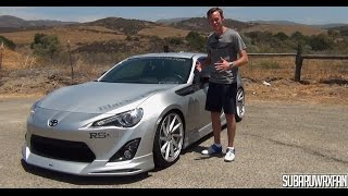 Download Review: Innovate Supercharged Scion FR-S Video