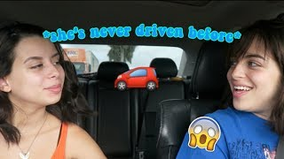 Download TEACHING MY BESTFRIEND HOW TO DRIVE Video