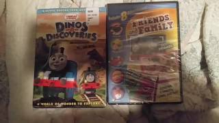 Download Thomas & Friends:Dinos & Discoveries/HiT Favorites:Friends & Family DVD Unboxings Video