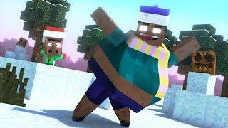Download Herobrine Life – Top Minecraft Animations Video
