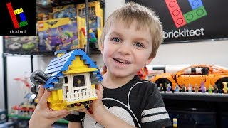 Download SURPRISING CLARK with the LEGO MOVIE 2 RESCUE ROCKET! Video