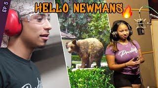 "Download ""I Got Grown Men In My DMs!"" Jaden Newman DROPS BARS In The Studio & Julian Goes BEAR HUNTING 😱 Video"